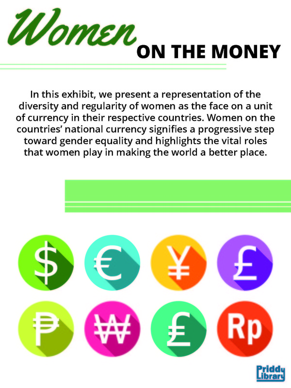 Women on the Money Introduction